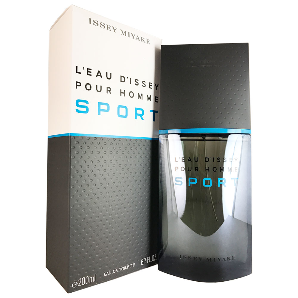 L'Eau D'Issey Sport for Men by Issey Miyake 6.7 oz EDT