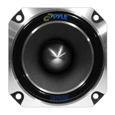 PYLE PDBT28 - 1'' Heavy Duty Titanium Super Tweeter 20mm Titanium Dome Tweeters