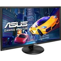 "ASUS 28"" 4K 3840x2160 60hz 1ms DP HDMI AMD FREESYNC UHD LED Gaming Monitor - VP28UQG"