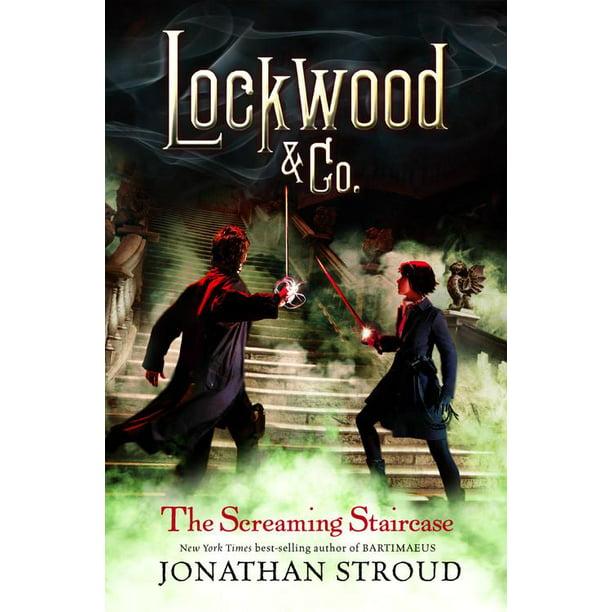 Lockwood & Co. The Screaming Staircase - Walmart.com - Walmart.com