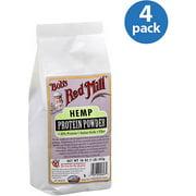 Bob's Red Mill Hemp Protein Powder, 14g Protein, 1.0 Lb, 4 Ct