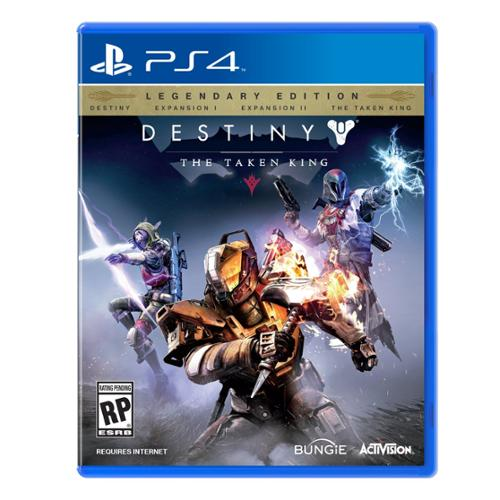 Activision Destiny: The Taken King - Legendary Edition - Action/adventure Game - Playstation 4 (87442_2)