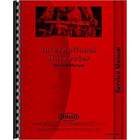 Service Manual For International Harvester 495 Pay Scraper Allison Transmission