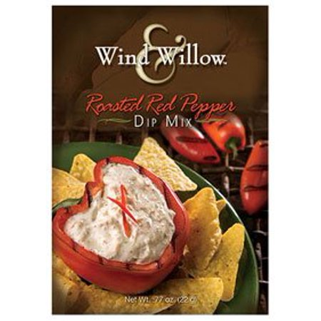 Wind & Willow Roasted Red Pepper Dip Mix Chili Chip Dip