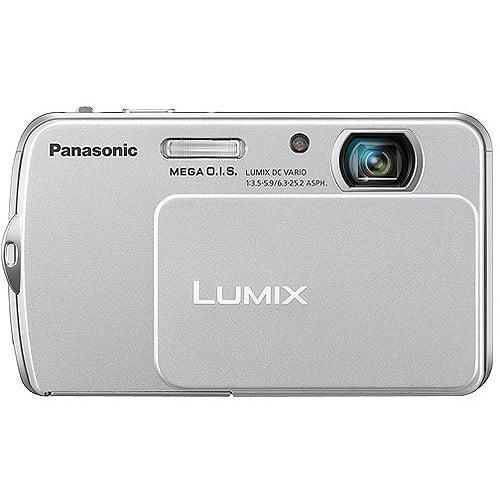 Lumix DMC-FP5 Compact Camera