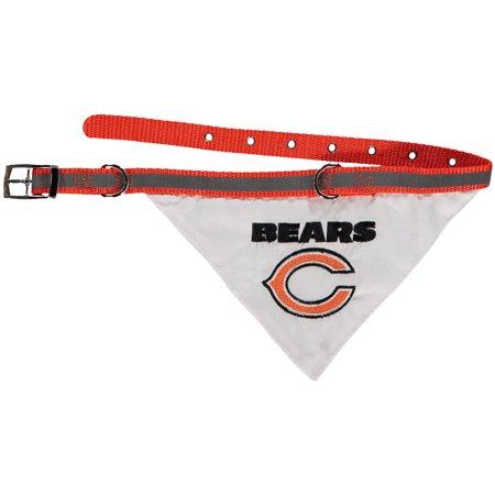 453ae8c9270 Chicago Bears Pet Collar Bandana - Walmart.com