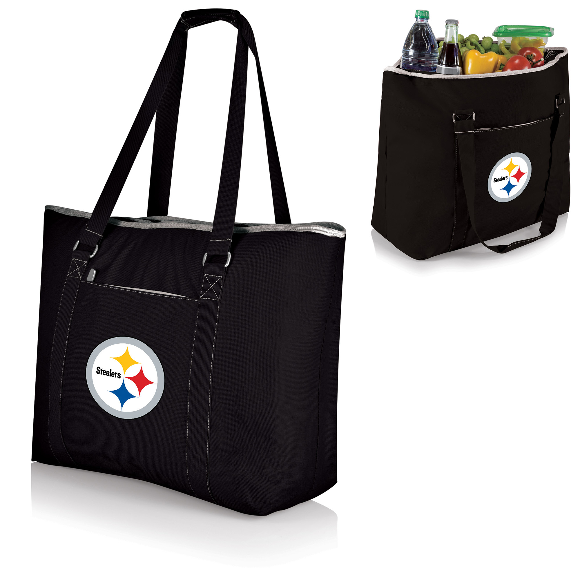 Pittsburgh Steelers Tahoe XL Cooler Tote - No Size