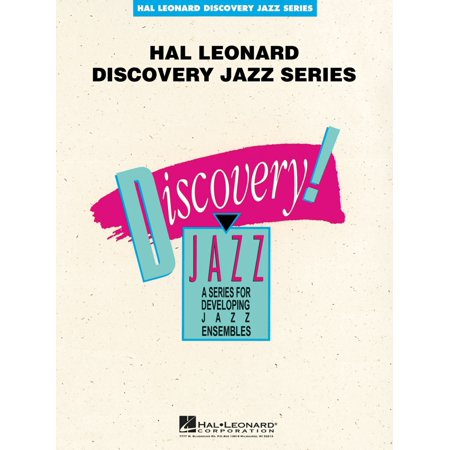 Hal Leonard Discovery Jazz (Hal Leonard The Best of Discovery Jazz (CD) Jazz Band Level 1-2 Composed by)