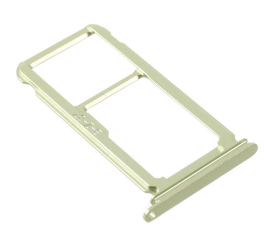 Huawei P10 Plus Sim Card Tray and SD Card Tray Replacement - Green