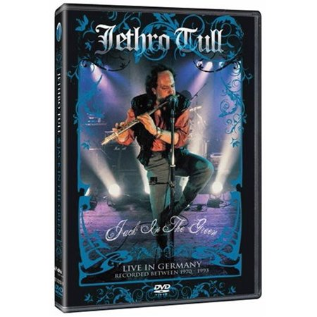 Jethro Tull: Jack In The Green Live In Germany (DVD) (German Jack)