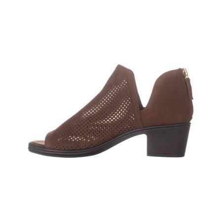 STEVEN Steve Madden Prime Ankle Boots, Chestnut Nubuck - image 6 of 6