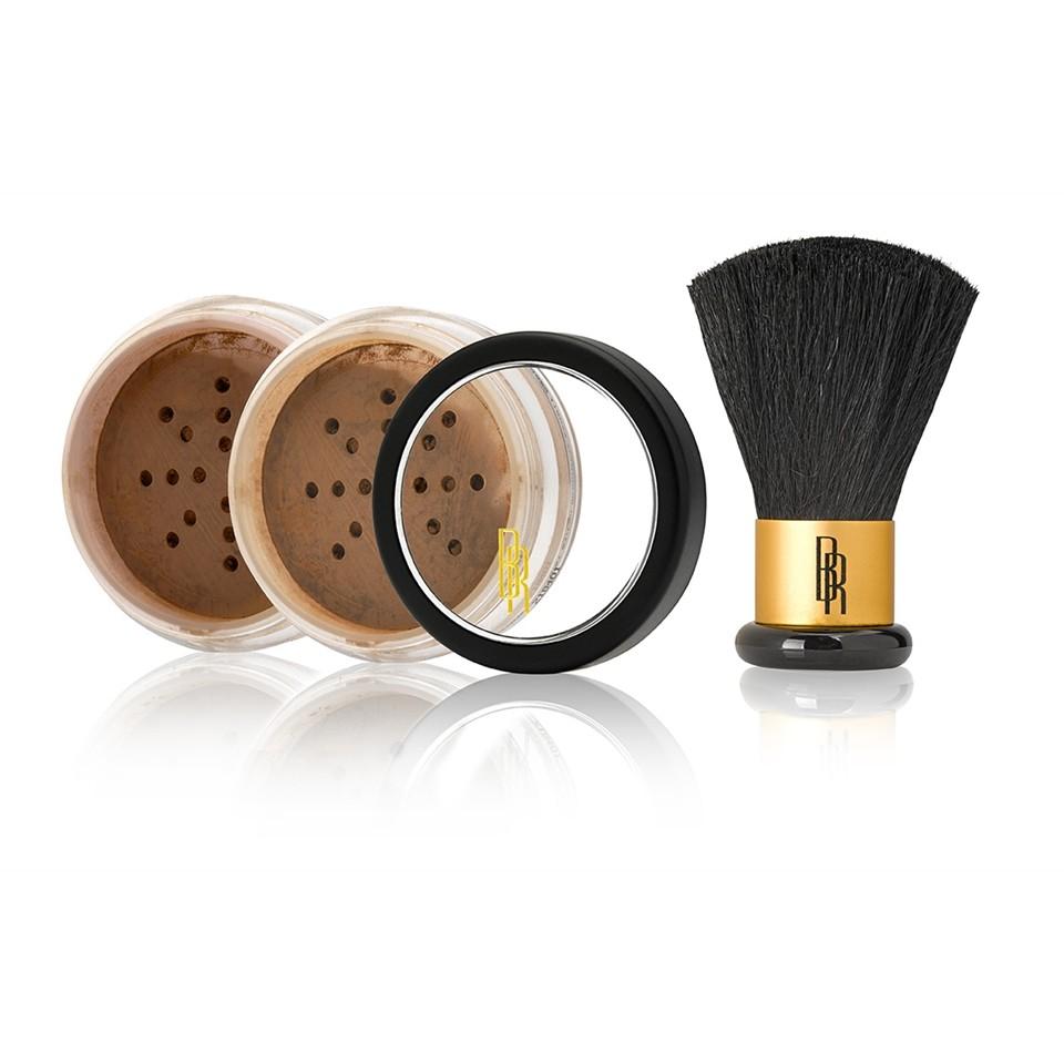 Black Radiance Perfect Blend Mineral Foundation, 8203 Dark, 0.18 oz