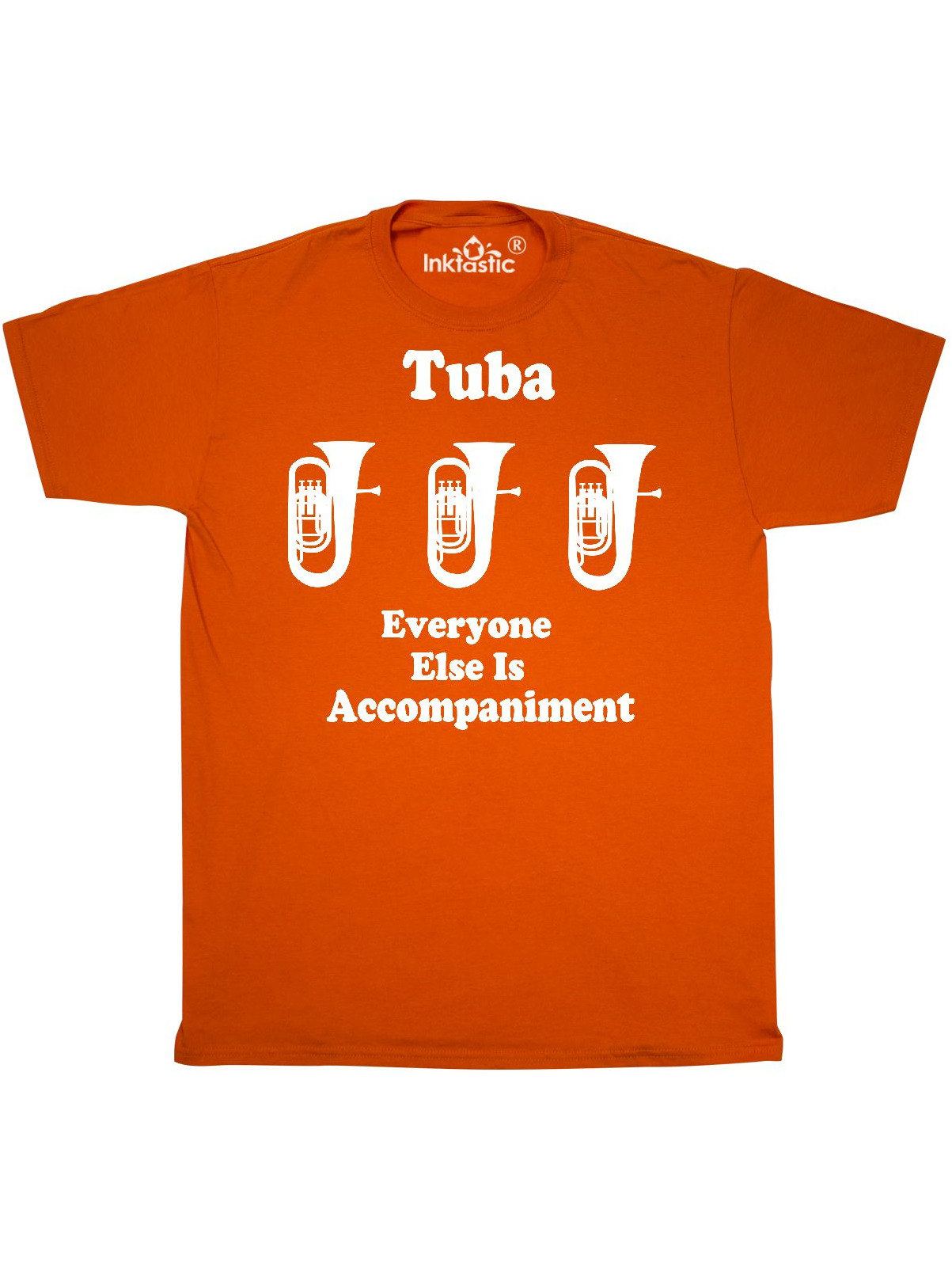 Funny Tuba Player Music Joke T-Shirt