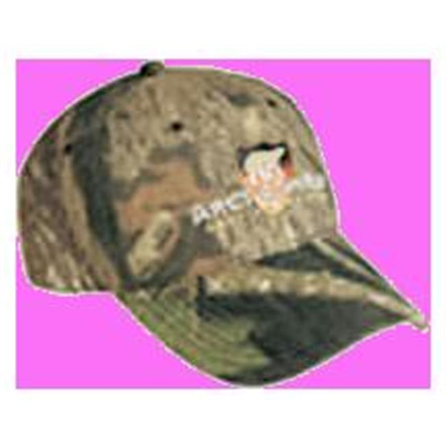 Absolute Outdoor 10756 Arctic Shield Logo Cap Mossyoak Breakup