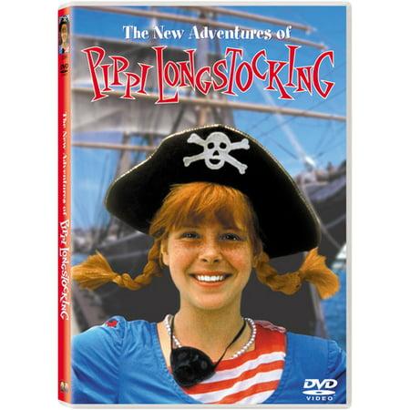 The New Adventures Of Pippi Longstocking (DVD) for $<!---->