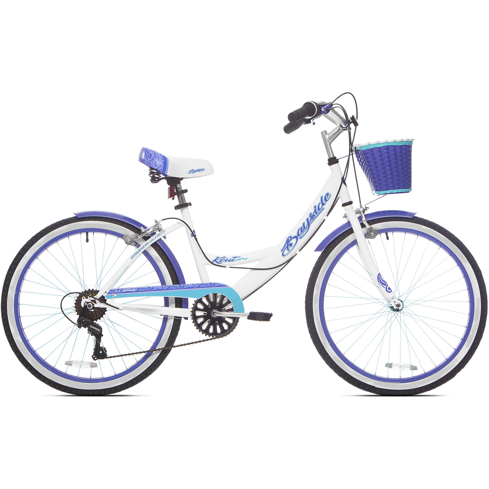 "24"" Bayside Multi-Speed Girl's Bike by Kent International Inc"