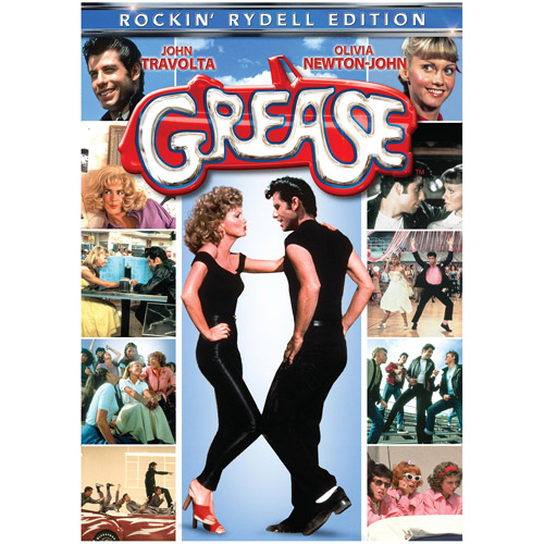 GREASE (DVD/WS/ROCKIN RYDELL EDITION)