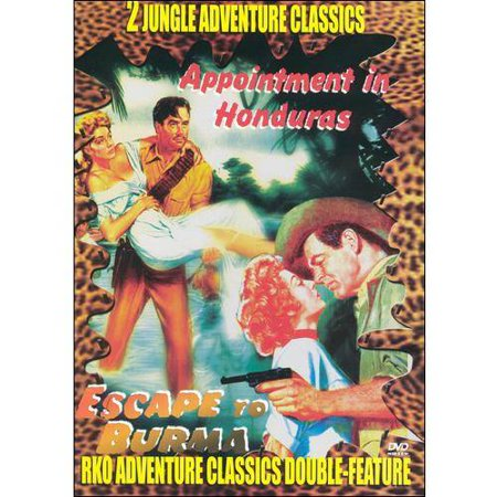 RKO Adventure Classics Double Feature: Appointment In Honduras / Escape To Burma
