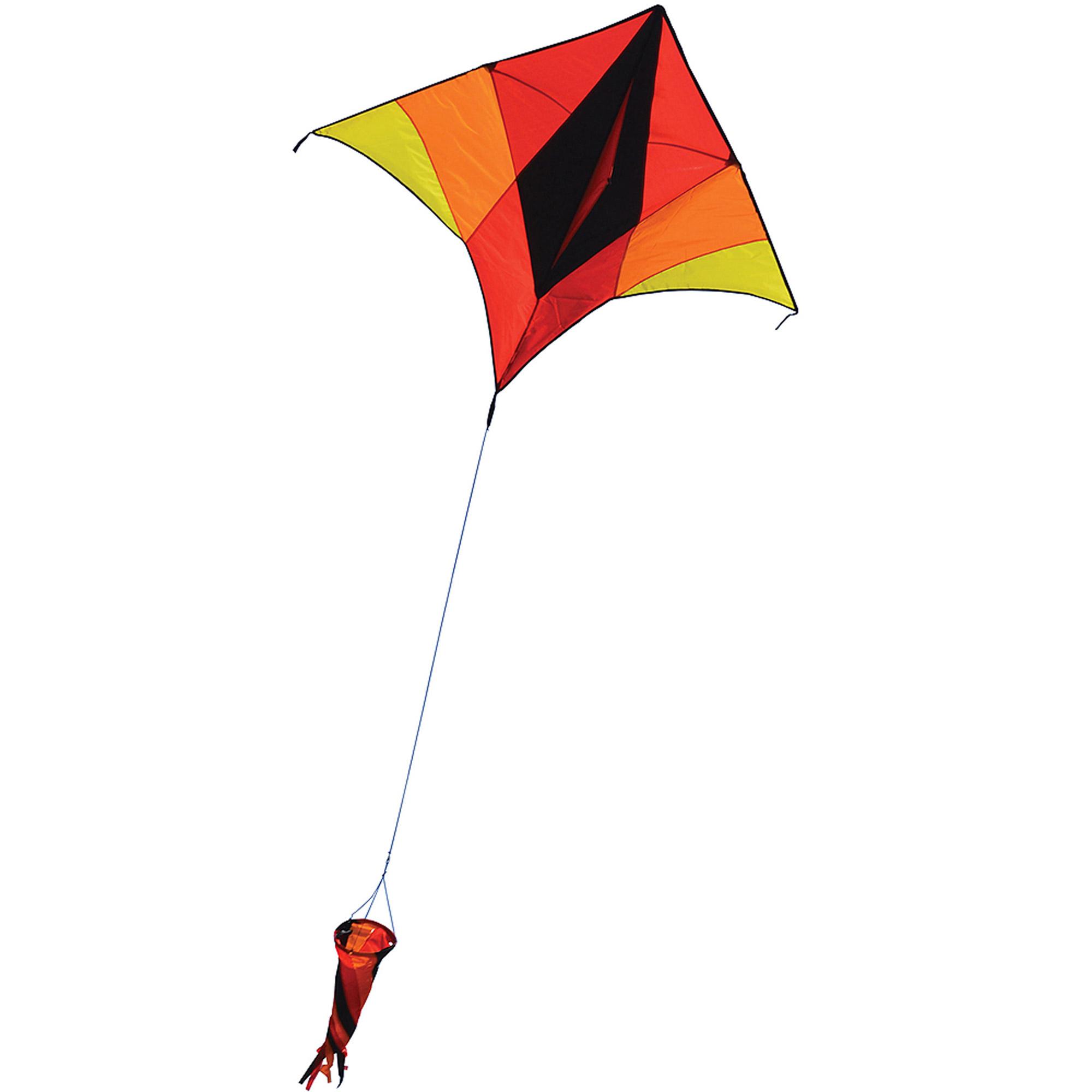 Bold Innovations Nova Delta 60 Kite, Warm