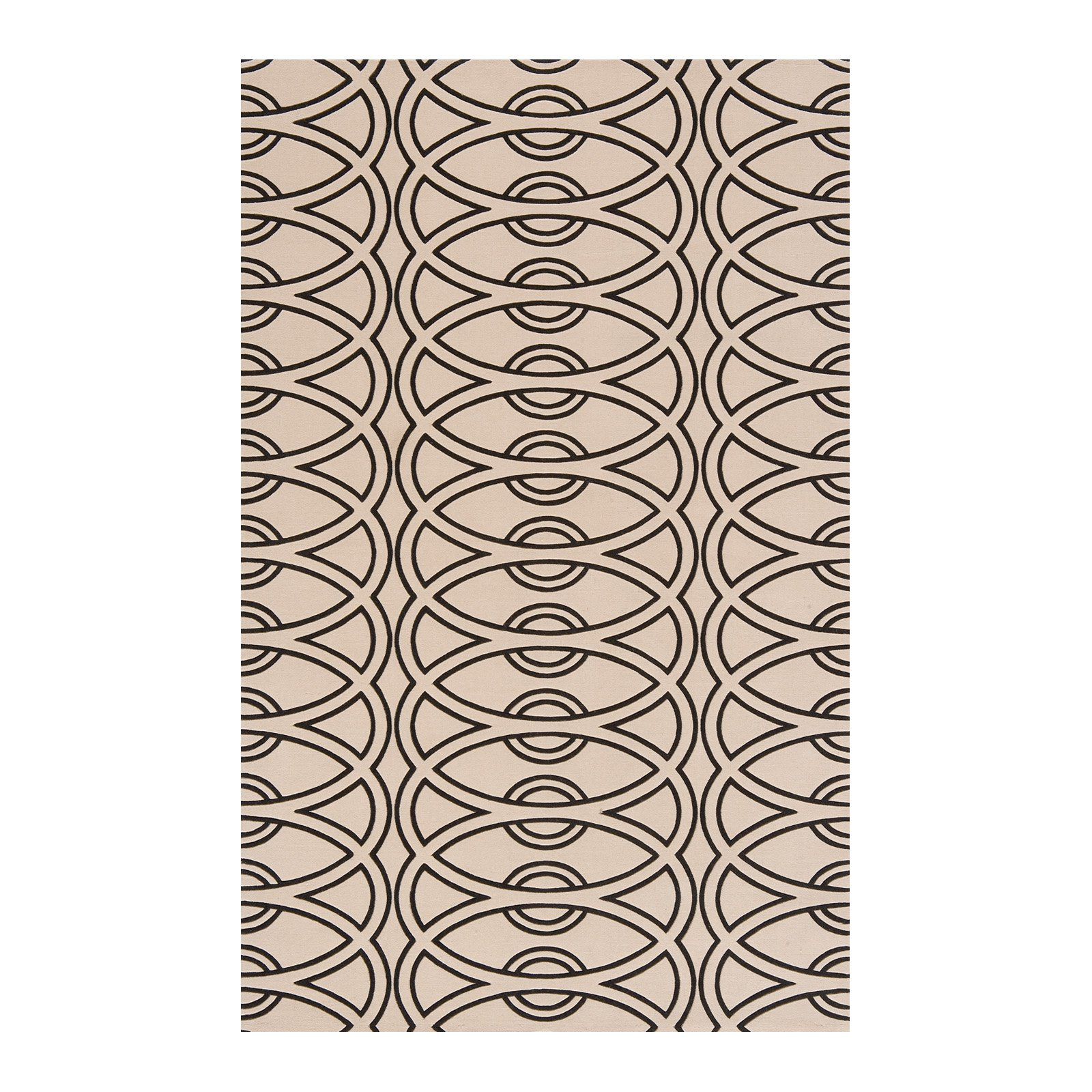 Momeni Elements EL-29 Area Rug - Ivory