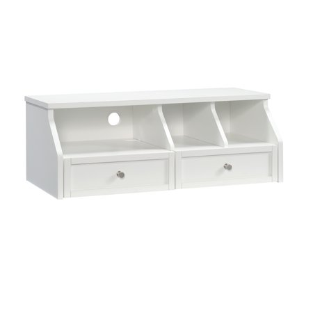 Better Homes & Gardens Craftform Organizer Hutch, White Finish