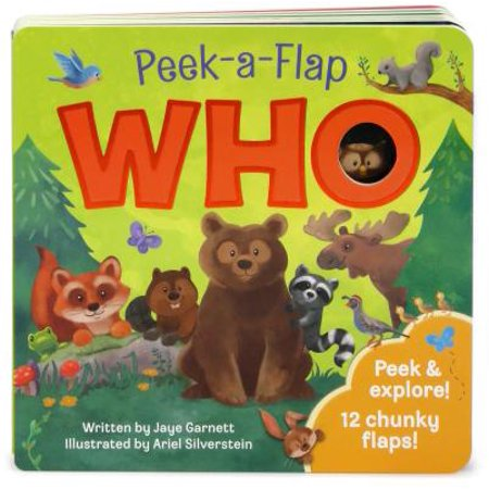 Who: Chunky Peek a Flap Board Book (Board Book)](A Who From Whoville)
