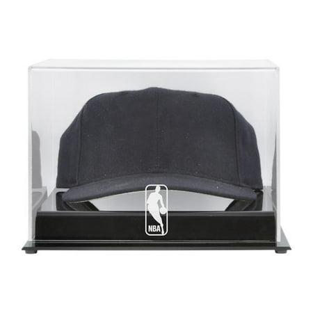 Mounted Memories NBA Logo Cap Display Case