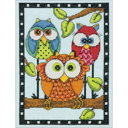Dimensions Mini Counted Cross Stitch Kit 5