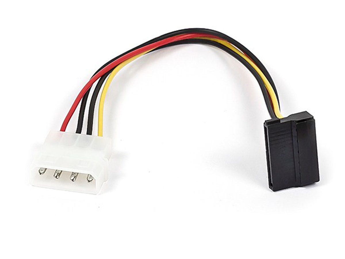 15 Pin SATA Male to SATA Female 1 to 2 Y Splitter Power Cable GN-c