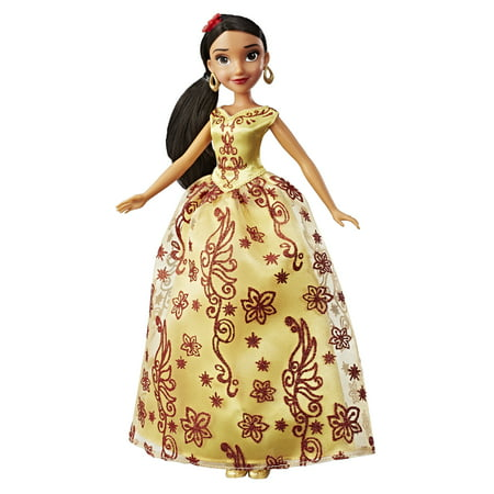 Disney Elena of Avalor Navidad Gown - Disney Princess Dressing Gowns