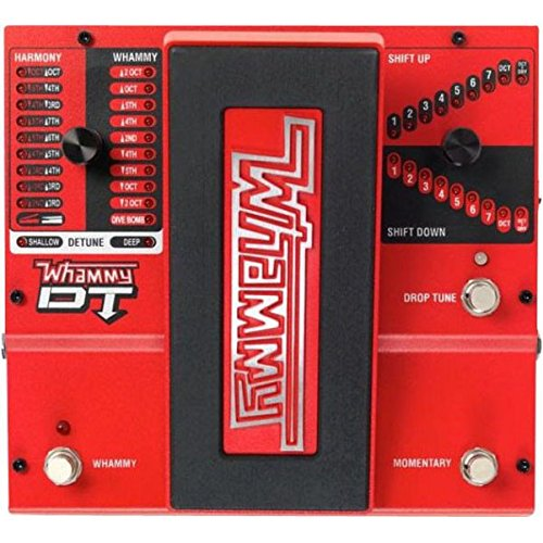 DigiTech Whammydtv-01 DT Drop Tune Guitar Effects Pedal by Harman Music Group