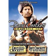 Davy Crockett Two Movie Set (DVD)