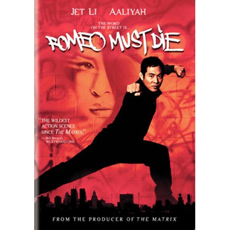 Romeo Must Die (DVD) (All Pigs Must Die Death In June)