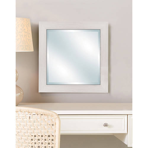 "Better Homes and Gardens 20"" x 20"" Sawyer Beveled Mirror by Cadres Columbia"