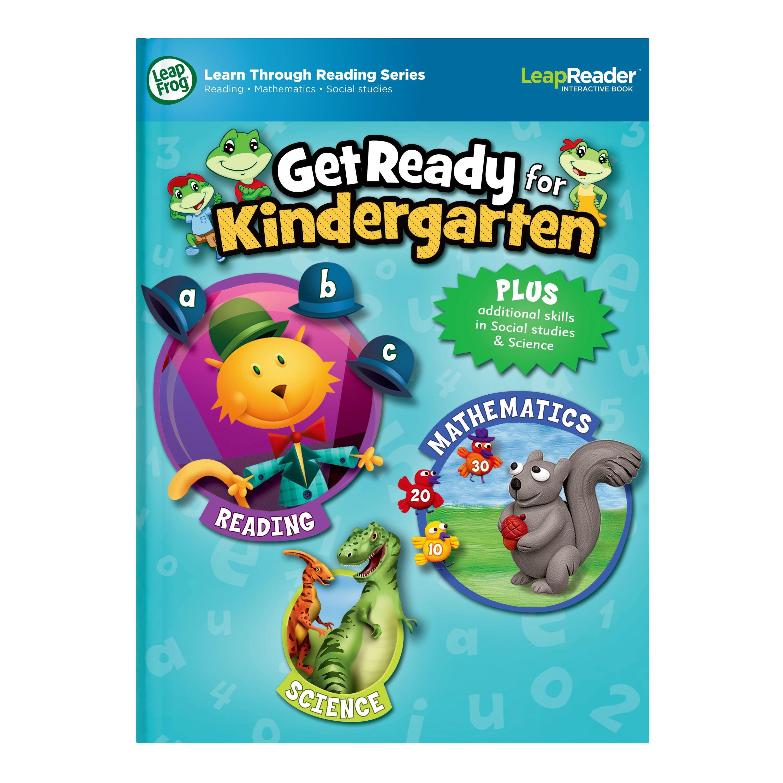 LeapFrog® LeapReader™ Book: Get Ready for Kindergarten