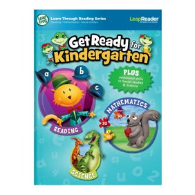 Leapfrog tag reading system purple walmart leapfrog leapreader book get ready for kindergarten gumiabroncs Gallery