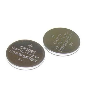 2 PCs CR2025 TITAN Lithium battery CR2025 3V - HIGH RATE - LONG LASTING - FRESH