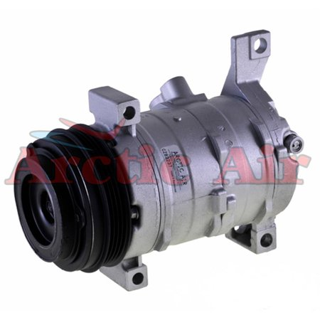 Remanufactured Auto A/C Compressor with Clutch for 2008 Hummer H2 6.2L - 1 YEAR WARRANTY*