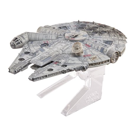 Hot Wheels Star Wars Millennium Falcon Adventure Starship](Millennium Falcon Rc)
