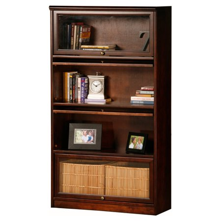 Eagle Furniture Coastal Customizable 4-Door Lawyer Bookcase ()