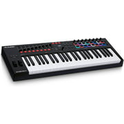 M-Audio Oxygen Pro 49 - 49 Key USB MIDI Keyboard Controller With Beat Pads, MIDI assignable Knobs, Buttons & Faders and Software Suite Included