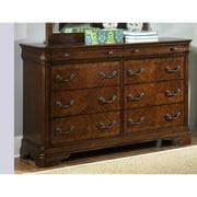 Liberty Furniture Industries Liberty Autumn Brown 8-drawer Dresser