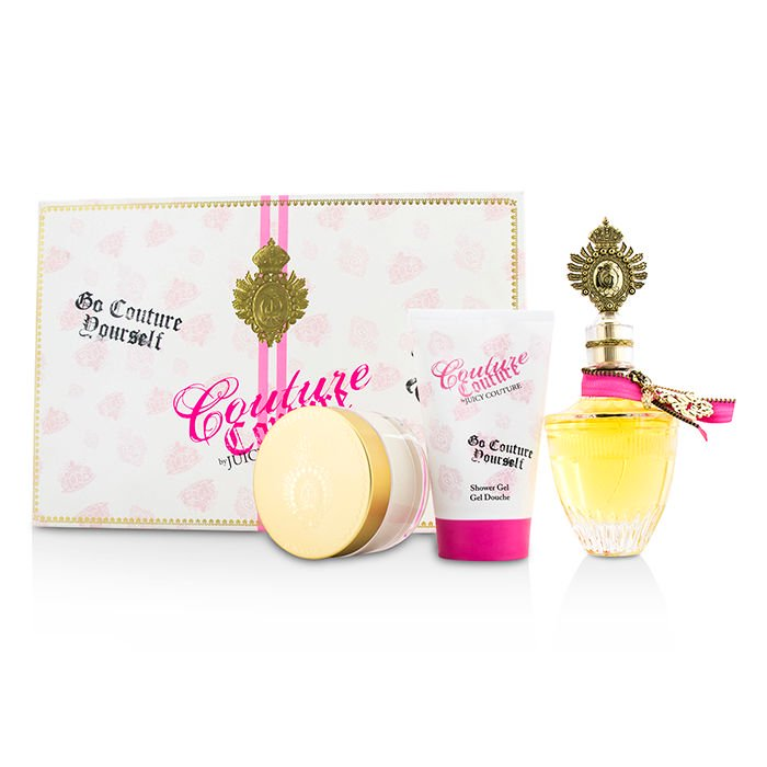 Buy Juicy Couture Couture Couture Coffret Eau De Parfum Spray