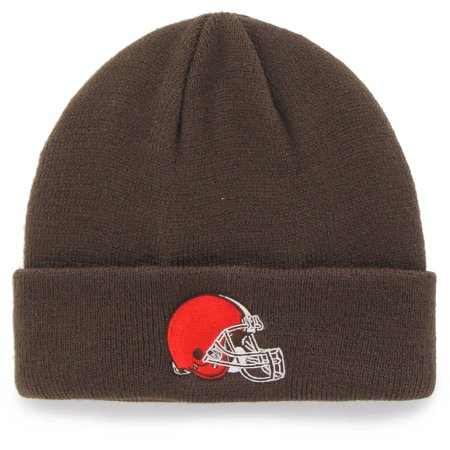 NFL Cleveland Browns Mass Cuff Knit Cap - Fan (Cleveland Golf Mens 588 Rtx 2-0 Muscle Back)