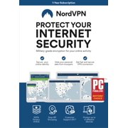 NordVPN 12 Month VPN Subscription (6 Devices)