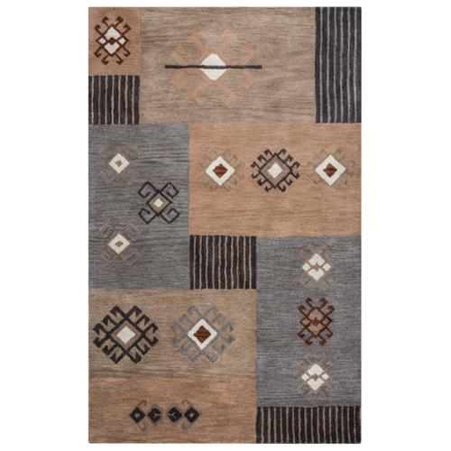 Rizzy Home  Tumble Weed Loft Collection TL9251 Area Rug (...