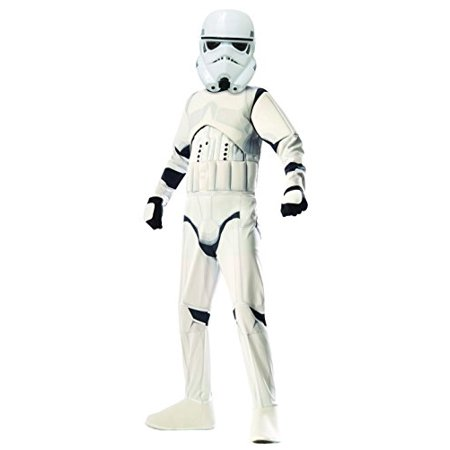 Deluxe Storm Trooper Muscle Chest Costume with Mask and Gloves (Medium) ... for $<!---->