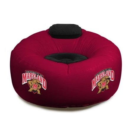 Maryland Terrapins Large Inflatable Air CHAIR w/ Pump