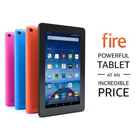 Fire Tablet  7 Inch Display  Wi Fi  16 Gb  Blue