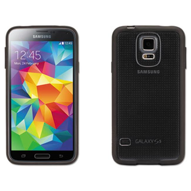 Grf GB39050 Reveal Case For Samsung Galaxy S5, Black-Clear